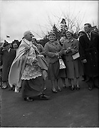 17/03/1961<br /> 03/17/1961<br /> 17 March 1961<br /> Patrician Year Ceremonies open Armagh. The Patrician Year, marking the fifteenth centenary of the death of Saint Patrick, opened on St. Patricks Day in Armagh