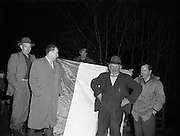 Gold Mine - Gold Found at Co. Monaghan - 01/02/1957