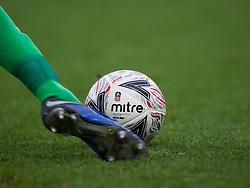 General view as Nick Pope of Burnley kicks the match ball - Mandatory by-line: Jack Phillips/JMP - 05/01/2019 - FOOTBALL - Turf Moor - Burnley, England - Burnley v Barnsley - English FA Cup