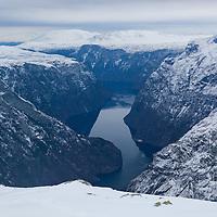 Quiet Nærøyfjord