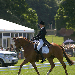 Bramham I H Ts  Arkendale and Laura Cocking