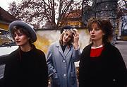 Bananarama - Salzburg 1982 Siobhan Fahey, Karen Woodward and Sarah Dallin