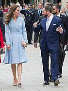 Kate Middleton At Grand Ducal Palace, Luxembourg