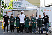 National Vegetarian Week Tour.<br />