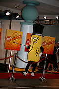 Mr. Peanut arrives at the first Food Network Awards Show live to tape performance held at the Jackie Gleason Theater  of the Performing Arts, in Miami, FL on  Feb 23, 2007.  (Photo/Lance Cheung) <br /> <br /> PHOTO COPYRIGHT 2007 LANCE CHEUNG<br /> This photograph is NOT within the public domain.<br /> This photograph is not to be downloaded, stored, manipulated, printed or distributed with out the written permission from the photographer. <br /> This photograph is protected under domestic and international laws.