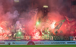 26.10.2016, Sportclub Platz, Wien, AUT, OeFB Samsung Cup, FC Blau Weiß Linz vs SK Rapid Wien, Achtelfinale, im Bild // during the OeFB Samsung Cup Round of last 16 Match between FC Blau Weiss Linz and SK Rapid Wien at the Sportclub Platz in Wien, Austria on 2016/10/26. EXPA Pictures © 2016, PhotoCredit: EXPA/ Sebastian Pucher