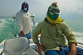 Fishing Humor Stock Photos