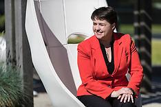 Ruth Davidson last day of electioneering | Edinburgh | 7 June 2017