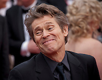 Actor Willem Dafoe  at the Closing Palm D'Or Awards Ceremony at the 69th Cannes Film Festival, Sunday 22nd May 2016, Cannes, France. Photography: Doreen Kennedy