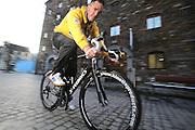 XXJob. 18/01/2013. Sport. Ciaran Power Former Irish Cyclist/Sports Therapist at Waterford City. Photo Patrick Browne