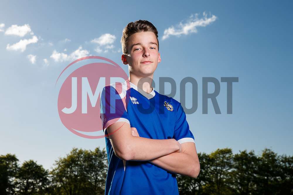 Bristol Rovers FC Academy U15 Team Photos - Photo mandatory by-line: Rogan Thomson/JMP - 07966 386802 - 13/05/2015 - SPORT - FOOTBALL - Bristol, England - Golden Hill Training Centre, Lime Trees Road.