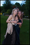 IMOGEN HAMILTON-JONES; RACHEL BALLARD, The Tercentenary Ball, Worcester College. Oxford. 27 June 2014