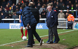Peterborough United Manager Steve Evans watches on from the touchline - Mandatory by-line: Joe Dent/JMP - 02/04/2018 - FOOTBALL - ABAX Stadium - Peterborough, England - Peterborough United v Northampton Town - Sky Bet League One