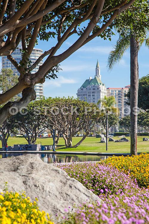 Rainbow Lagoon Park In Long Beach