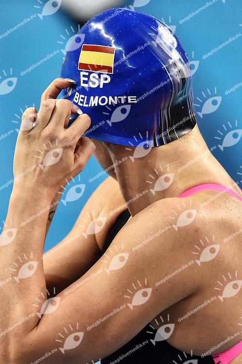 Mireya BELMONTE GARCIA ESP Women's 200m Individual Medley <br /> Doha Qatar 06-12-2014 Hamad Aquatic Centre, 12th FINA World Swimming Championships (25m). Nuoto Campionati mondiali di nuoto in vasca corta.<br /> Photo Andrea Staccioli/Deepbluemedia/Insidefoto