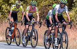 08.07.2019, Wiener Neustadt, AUT, Ö-Tour, Österreich Radrundfahrt, 2. Etappe, von Zwettl nach Wiener Neustadt (176,9 km), im Bild Scott Davies (GBR, Team Dimension Data) // Scott Davies (GBR, Team Dimension Data) during 2nd stage from Zwettl to Wiener Neustadt (176,9 km) of the 2019 Tour of Austria. Wiener Neustadt, Austria on 2019/07/08. EXPA Pictures © 2019, PhotoCredit: EXPA/ JFK