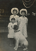 """Japanese Vernacular or """"Found Photograph"""": <br /> <br /> Sisters with dog<br /> 1930s<br /> Anonymous<br /> <br /> - Vintage original gelatin silver print. <br /> - Size: 2 1/4 in. x 3 1/8 in. (57 mm x 78 mm).<br /> <br /> Price ¥7000 JPY<br /> <br /> <br /> <br /> <br /> <br /> <br /> <br /> <br /> <br /> <br /> <br /> <br /> <br /> <br /> <br /> <br /> <br /> <br /> <br /> <br /> <br /> <br /> <br /> <br /> <br /> <br /> <br /> <br /> <br /> <br /> <br /> <br /> <br /> <br /> <br /> <br /> <br /> <br /> <br /> <br /> <br /> <br /> <br /> <br /> <br /> <br /> <br /> <br /> <br /> <br /> <br /> <br /> <br /> <br /> <br /> <br /> <br /> <br /> <br /> <br /> <br /> <br /> <br /> <br /> <br /> <br /> <br /> <br /> <br /> <br /> <br /> <br /> <br /> <br /> <br /> <br /> <br /> <br /> <br /> <br /> <br /> <br /> ."""