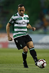 September 1, 2018 - Lisbon, Portugal - Jefferson of Sporting  in action  during Primeira Liga 2018/19 match between Sporting CP vs CD Feirense, in Lisbon, on September 1, 2018. (Credit Image: © Carlos Palma/NurPhoto/ZUMA Press)
