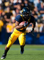 October 24, 2009; Berkeley, CA, USA;  California Golden Bears running back Shane Vereen (34) during the third quarter against the Washington State Cougars at Memorial Stadium.