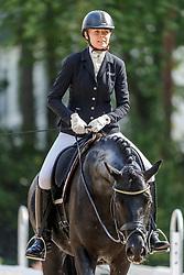 ROTH Stella Charlott (GER), For Final OLD<br /> Warendorf - Bundeschampionate 2019<br /> Dressurpferdeprüfung Kl. M<br /> Finale 6jährige<br /> 07. September 2019<br /> © www.sportfotos-lafrentz.de/Stefan Lafrentz