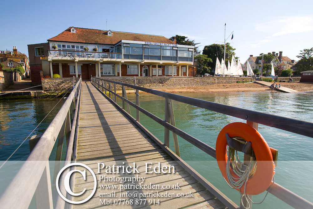 Royal Solent Yacht Club, Yarmouth Pier, Yarmouth, Isle of Wight, England, UK, Photographs of the Isle of Wight by photographer Patrick Eden photography photograph canvas canvases