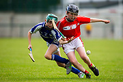 15/06/2019, Game 3: Division 1 Hurling Final, St Dympnas NS Kildalkey vs St Michaels BNS<br /> Edward Dunne (Kildalkey NS) & James Murray (St Michaels BNS-Trim)<br /> David Mullen / www.cyberimages.net<br /> ISO: 250; Shutter: 1/1250; Aperture: 4; <br /> File Size: 2.2MB