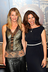 Nicola Stephenson and Gaynor Faye at the  Crime Thriller Awards  in London, Thursday, 18th October 2012 Photo by: Chris Joseph / i-Images