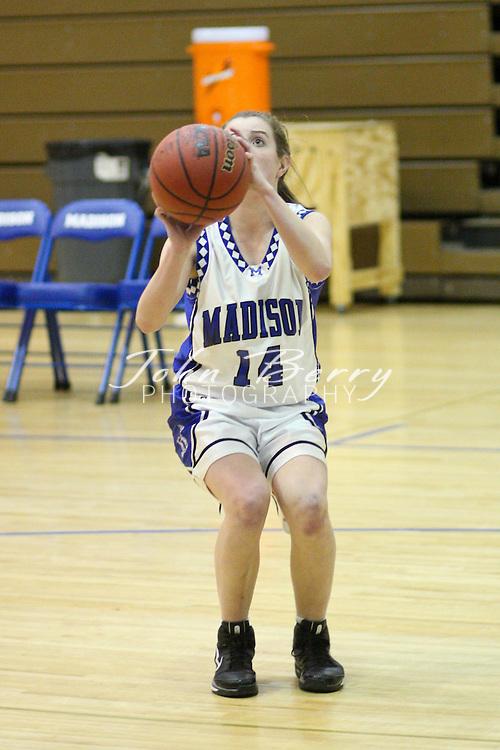 MCHS JV Girls Basketball .vs Manassas Park .1/14/2009