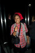 CHLOE SACH, Yes 1 No. Sam Taylor Wood. White Cube. Mason's Yard. London. 23 October 2008 *** Local Caption *** -DO NOT ARCHIVE -Copyright Photograph by Dafydd Jones. 248 Clapham Rd. London SW9 0PZ. Tel 0207 820 0771. www.dafjones.com