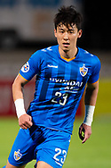 SYDNEY, NSW - MARCH 06: Ulsan Hyundai FC player Kim Tae Hwan (23) at AFC Champions League Soccer between Sydney FC and Ulsan Hyundai FC on March 06, 2019 at Netstrata Jubilee Stadium, NSW. (Photo by Speed Media/Icon Sportswire)