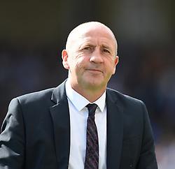 Accrington Stanley Manager John Coleman - Mandatory by-line: Paul Knight/JMP - Mobile: 07966 386802 - 12/09/2015 -  FOOTBALL - Memorial Stadium - Bristol, England -  Bristol Rovers v Accrington Stanley - Sky Bet League Two