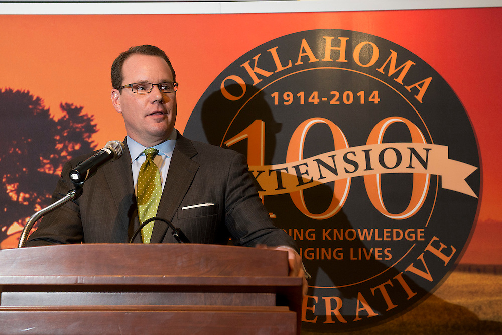 2014 Extension Conference and celebration of the 100th year of Oklahoma Cooperative Extension Service.