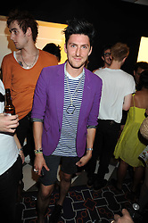 HENRY HOLLAND at the PPQ of Mayfair Summer Party at 47 Conduit Street, London on 30th July 2008.<br /> <br /> NON EXCLUSIVE - WORLD RIGHTS
