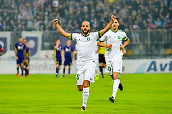 Dario Canadzija of NK Olimpija during football match between NK Maribor and NK Olimpija Ljubljana in 34th Round of Prva liga Telekom Slovenije 2017/18, on May 19, 2018 in Ljudski vrt, Maribor, Slovenia. Photo by Mario Horvat / Sportida
