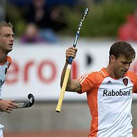 MELBOURNE - Champions Trophy men 2012<br /> Belgium v Netherlands<br /> foto:  Goal by Jeroen Hertzberger<br /> FFU PRESS AGENCY COPYRIGHT FRANK UIJLENBROEK