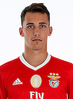 Portugal - Primera Liga NOS 2016-2017 /  <br /> ( Sl Benfica ) - <br /> Alejandro Grimaldo Garcia