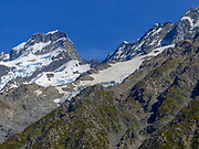 Mount Cook national park, South Island, New Zealand