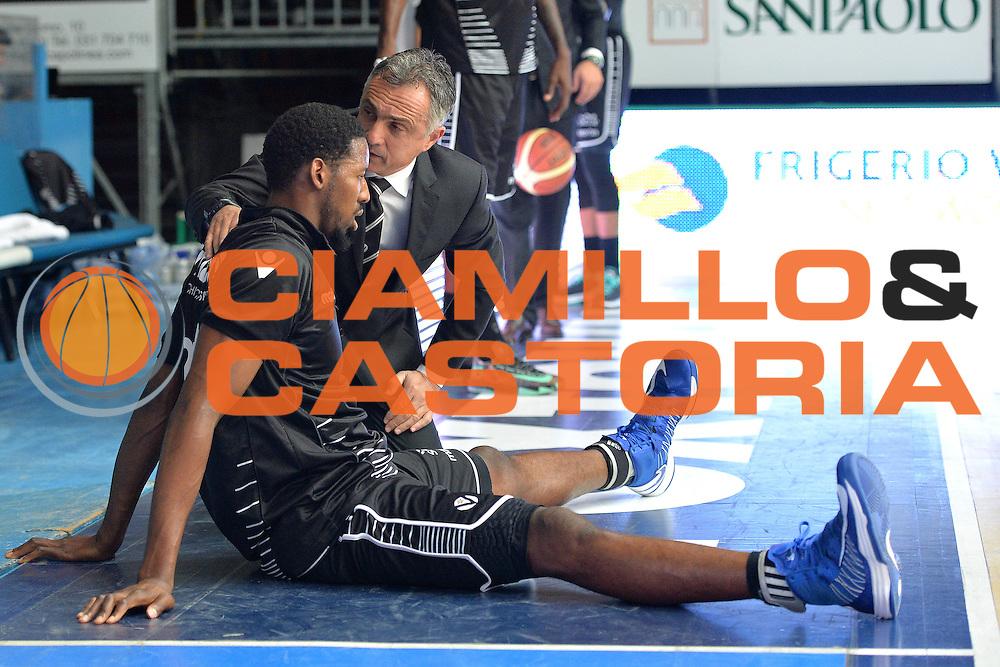 DESCRIZIONE : Cant&ugrave; Lega A 2014-2015 Acqua Vitasnella Cant&ugrave; vs Granarolo Bologna<br /> GIOCATORE : Giorgio Valli<br /> CATEGORIA : Pre Game<br /> SQUADRA : Granarolo Bologna<br /> EVENTO : Campionato Lega A 2014-2015 GARA : Acqua Vitasnella Cant&ugrave; vs Granarolo Bologna<br /> DATA : 02/11/2014 <br /> SPORT : Pallacanestro <br /> AUTORE : Agenzia Ciamillo-Castoria/I.Mancini<br /> GALLERIA : Lega Basket A 2014-2015 FOTONOTIZIA : Cant&ugrave; Lega A 2014-2015 Acqua Vitasnella Cant&ugrave; vs Granarolo Bologna<br /> PREDEFINITA :