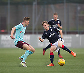 Hearts v Dundee under 20s 21-08-2017