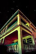 Night sky at Belizean Shores Resort, San Pedro, Ambergris Caye, Belize
