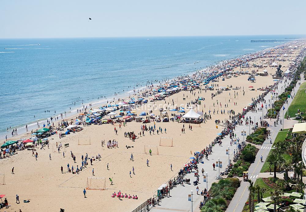 Virginia, United States of America - June, 11<br /> NASSC - US Open 2017 at Virginia Beach on June 11, 2017 in Virginia, United States of America. (Photo by Lea Weil)
