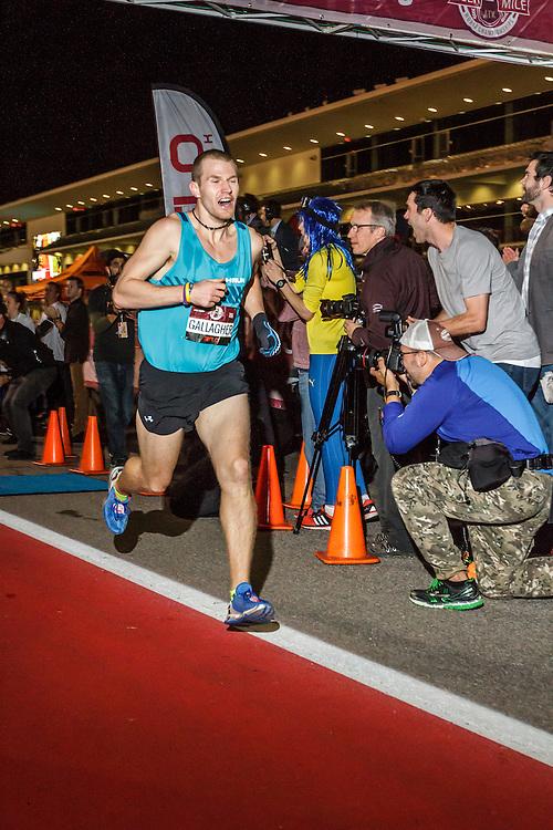 Beer Mile World Championships, Inaugural, Men's Elite race, Corey Gallagher, winner