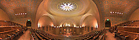 Congregation Rodeph Shalom, Philadelphia, PA. This was a 360 degree view.