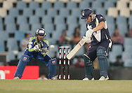 Victoria player David Hussey during match 16 of the Airtel CLT20 held between the Victorian Bushrangers and the Wayamba Elevens at Supersport Park in Centurion on the 20 September 2010..Photo by: Abbey Sebetha/SPORTZPICS/CLT20