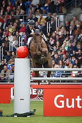Alvarez Moya Sergio, (ESP), G and C Quitador Rochelais<br /> Rolex Grand Prix, The Grand Prix of Aachen<br /> Weltfest des Pferdesports Aachen 2015<br /> © Hippo Foto - Dirk Caremans<br /> 31/05/15