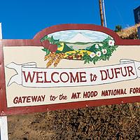 Dufur, Oregon