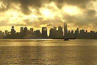 Vancouver Skyline from North Vancouver