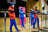 Norwegian men's cross-country Press - 09 February 2018