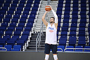 DESCRIZIONE: Berlino EuroBasket 2015 - Allenamento<br /> GIOCATORE:Andrea Bargnani<br /> CATEGORIA: Allenamento<br /> SQUADRA: Italia Italy<br /> EVENTO:  EuroBasket 2015 <br /> GARA: Berlino EuroBasket 2015 - Allenamento<br /> DATA: 07-09-2015<br /> SPORT: Pallacanestro<br /> AUTORE: Agenzia Ciamillo-Castoria/M.Longo<br /> GALLERIA: FIP Nazionali 2015<br /> FOTONOTIZIA: Berlino EuroBasket 2015 - Allenamento