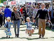Royal Children Day-Out At Windsor Horse Show